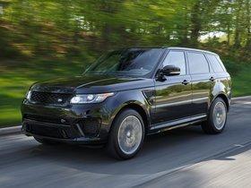 Ver foto 11 de Land Rover Range Rover Sport SVR USA 2015