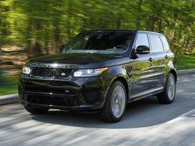 Ver foto 10 de Land Rover Range Rover Sport SVR USA 2015