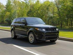 Ver foto 9 de Land Rover Range Rover Sport SVR USA 2015