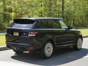 Ver foto 8 de Land Rover Range Rover Sport SVR USA 2015