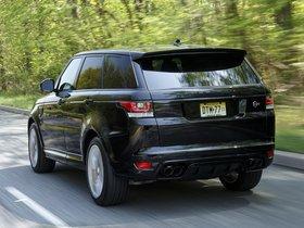 Ver foto 7 de Land Rover Range Rover Sport SVR USA 2015