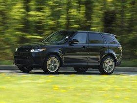 Ver foto 6 de Land Rover Range Rover Sport SVR USA 2015