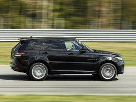 Ver foto 5 de Land Rover Range Rover Sport SVR USA 2015