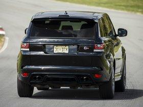 Ver foto 4 de Land Rover Range Rover Sport SVR USA 2015