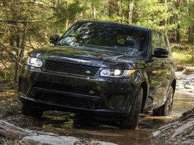 Ver foto 2 de Land Rover Range Rover Sport SVR USA 2015