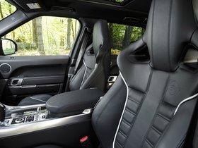 Ver foto 27 de Land Rover Range Rover Sport SVR USA 2015