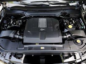 Ver foto 25 de Land Rover Range Rover Sport SVR USA 2015