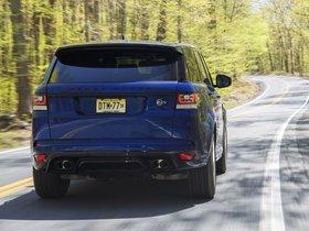 Ver foto 24 de Land Rover Range Rover Sport SVR USA 2015