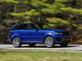 Ver foto 23 de Land Rover Range Rover Sport SVR USA 2015