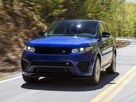 Ver foto 22 de Land Rover Range Rover Sport SVR USA 2015