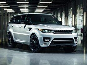 Ver foto 1 de Land Rover Range Rover Sport Stealth Pack 2014