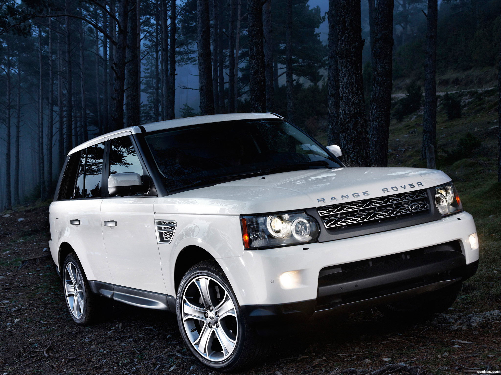 Foto 0 de Land Rover Range Rover Sport Supercharged 2009