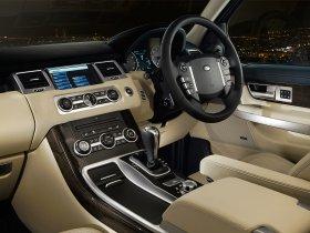 Ver foto 23 de Land Rover Range Rover Sport Supercharged 2009