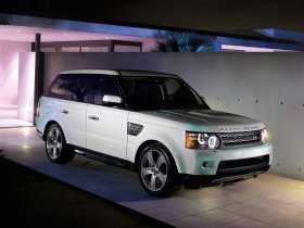 Ver foto 14 de Land Rover Range Rover Sport Supercharged 2009