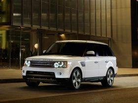 Ver foto 13 de Land Rover Range Rover Sport Supercharged 2009