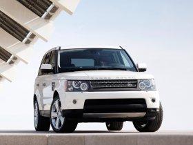 Ver foto 11 de Land Rover Range Rover Sport Supercharged 2009