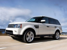 Ver foto 10 de Land Rover Range Rover Sport Supercharged 2009
