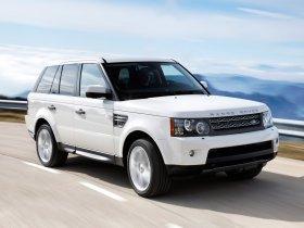 Ver foto 9 de Land Rover Range Rover Sport Supercharged 2009