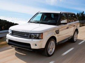 Ver foto 8 de Land Rover Range Rover Sport Supercharged 2009