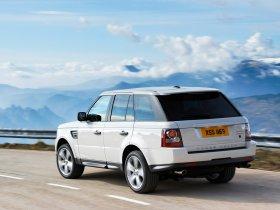 Ver foto 7 de Land Rover Range Rover Sport Supercharged 2009