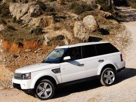 Ver foto 6 de Land Rover Range Rover Sport Supercharged 2009