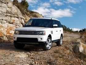 Ver foto 5 de Land Rover Range Rover Sport Supercharged 2009