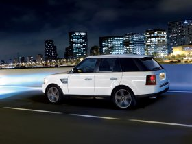 Ver foto 22 de Land Rover Range Rover Sport Supercharged 2009