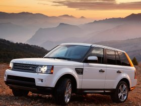 Ver foto 4 de Land Rover Range Rover Sport Supercharged 2009