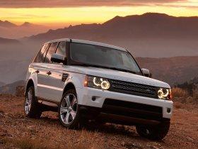 Ver foto 3 de Land Rover Range Rover Sport Supercharged 2009
