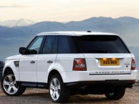 Ver foto 2 de Land Rover Range Rover Sport Supercharged 2009