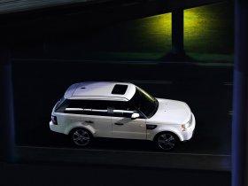 Ver foto 21 de Land Rover Range Rover Sport Supercharged 2009