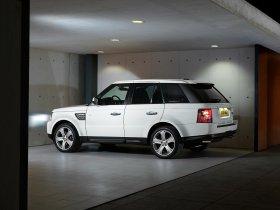 Ver foto 20 de Land Rover Range Rover Sport Supercharged 2009