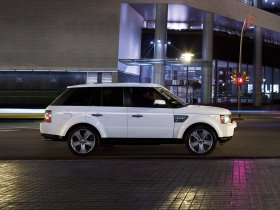 Ver foto 19 de Land Rover Range Rover Sport Supercharged 2009