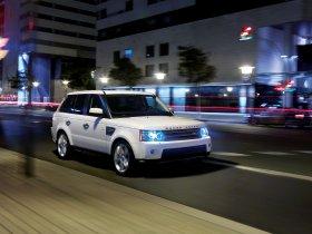 Ver foto 18 de Land Rover Range Rover Sport Supercharged 2009