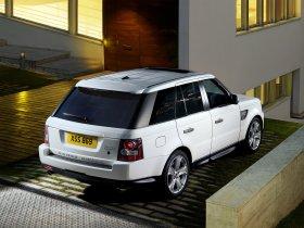 Ver foto 17 de Land Rover Range Rover Sport Supercharged 2009