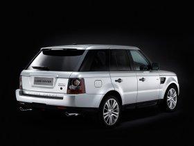 Ver foto 16 de Land Rover Range Rover Sport Supercharged 2009
