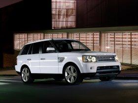 Ver foto 15 de Land Rover Range Rover Sport Supercharged 2009