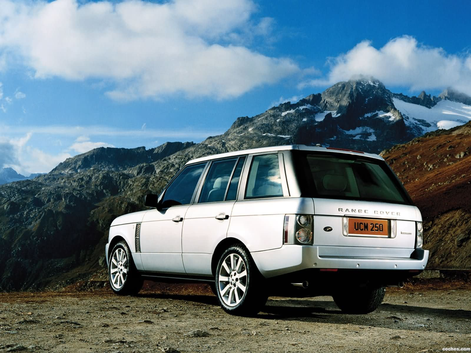 Foto 2 de Land Rover Range Rover Supercharged 2005