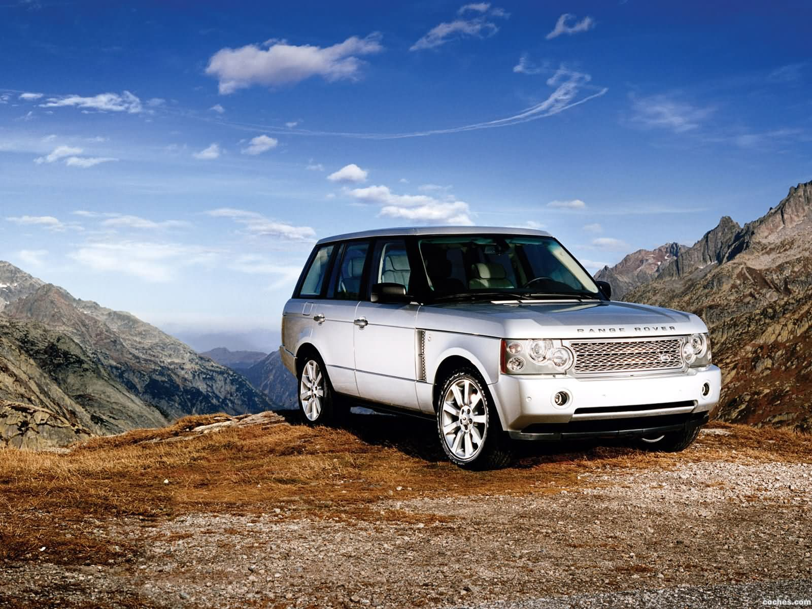 Foto 0 de Land Rover Range Rover Supercharged 2005