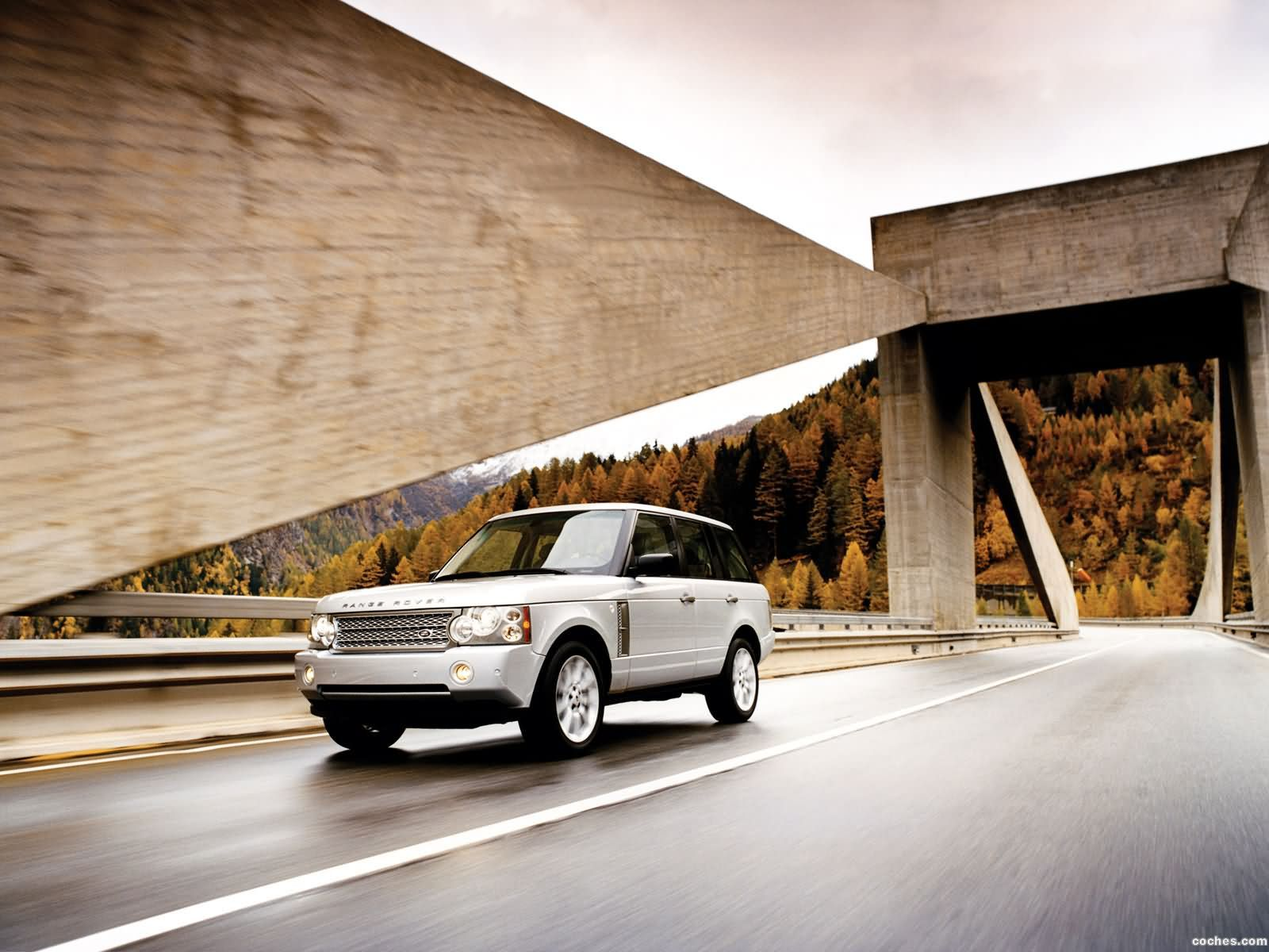 Foto 10 de Land Rover Range Rover Supercharged 2005