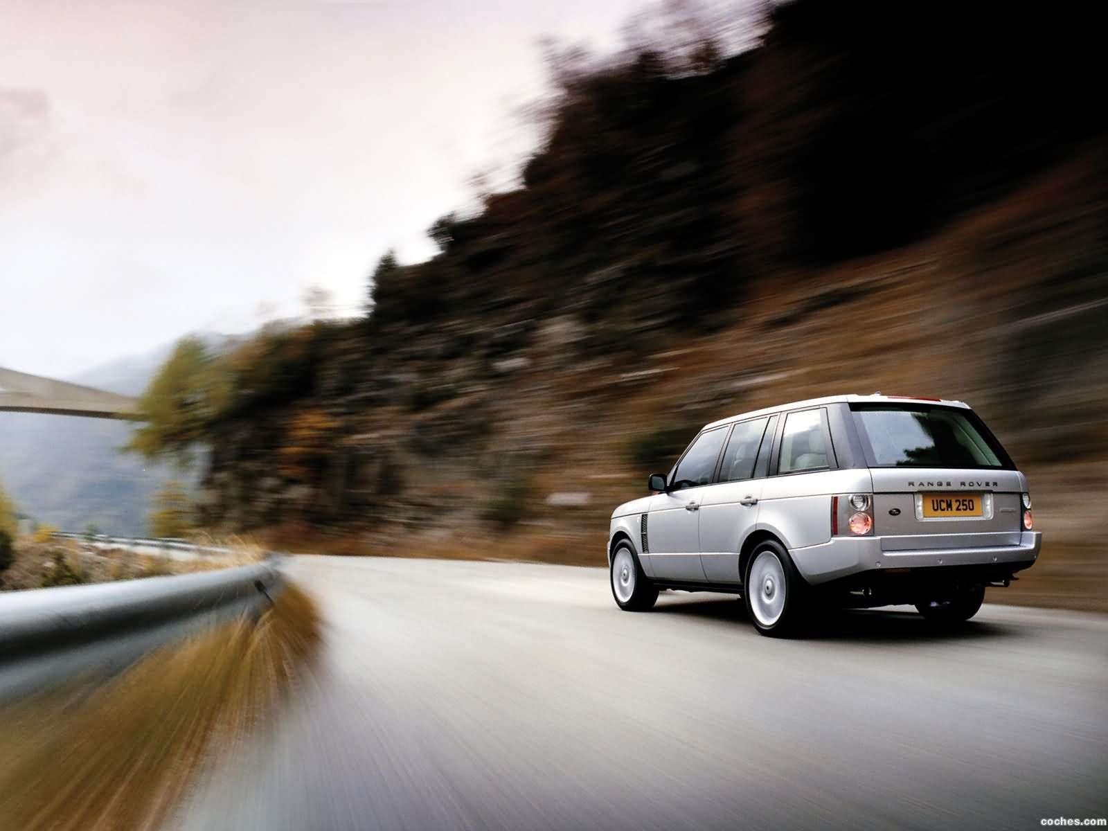 Foto 8 de Land Rover Range Rover Supercharged 2005
