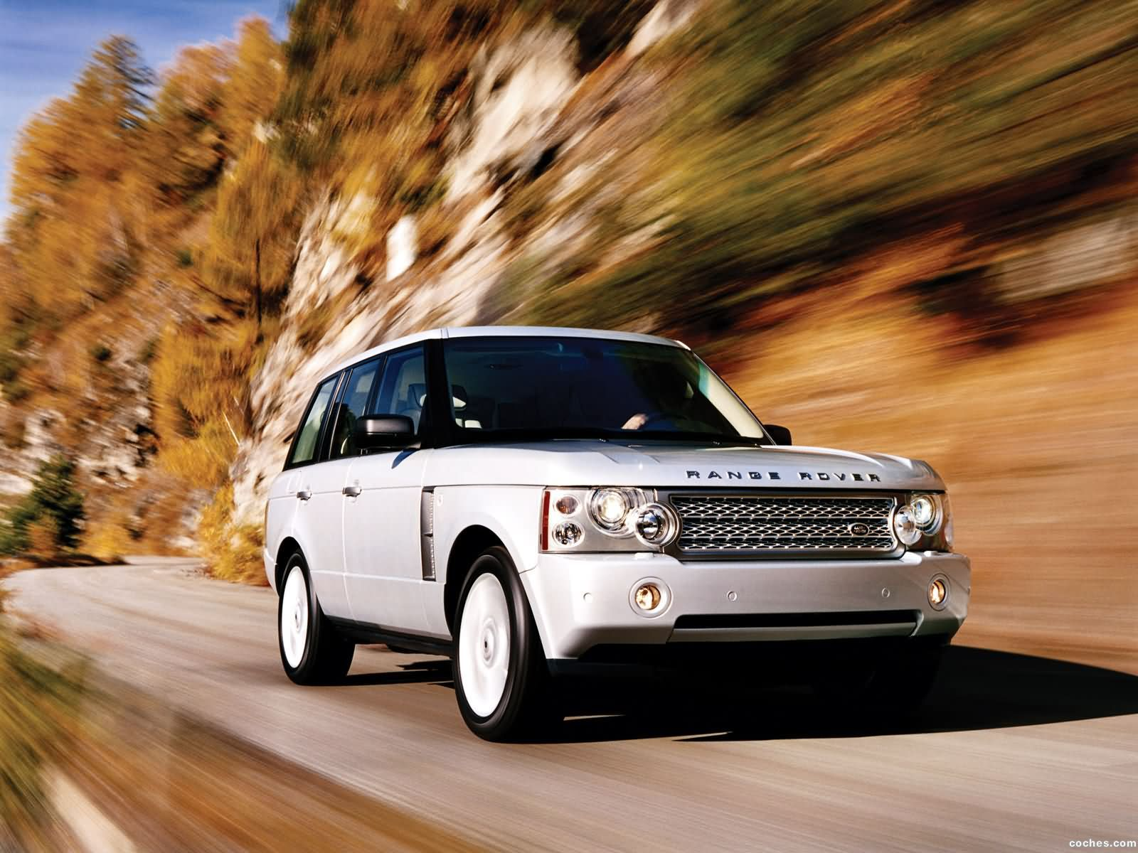 Foto 7 de Land Rover Range Rover Supercharged 2005