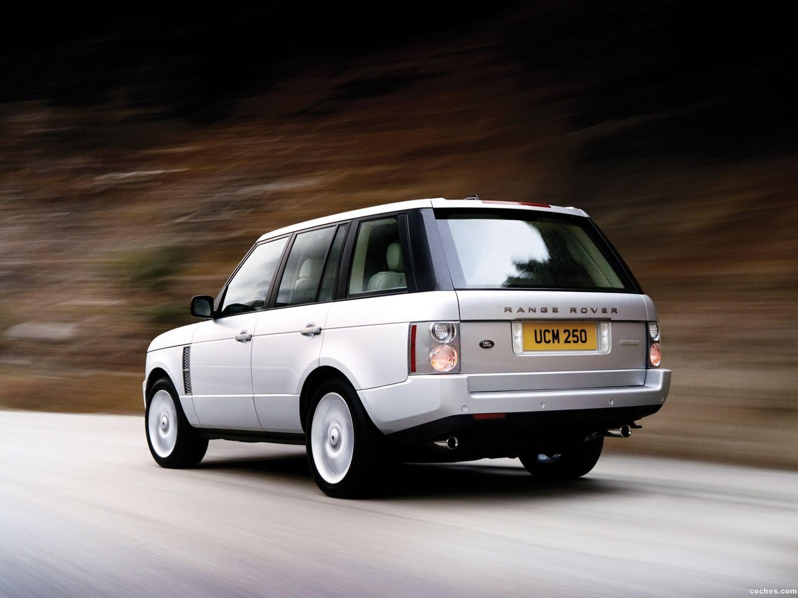 Foto 6 de Land Rover Range Rover Supercharged 2005