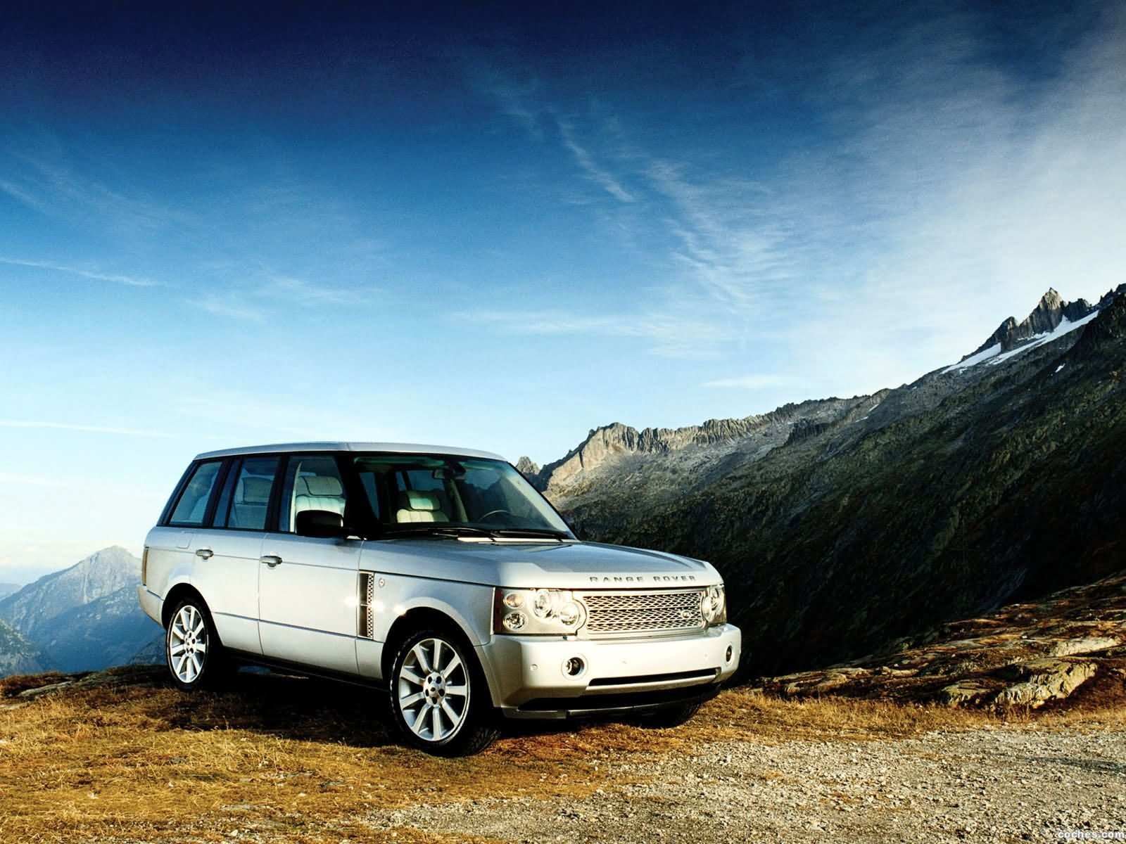 Foto 3 de Land Rover Range Rover Supercharged 2005