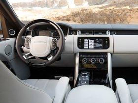 Ver foto 19 de Land Rover Range Rover Supercharged USA 2013