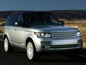Ver foto 10 de Land Rover Range Rover Supercharged USA 2013