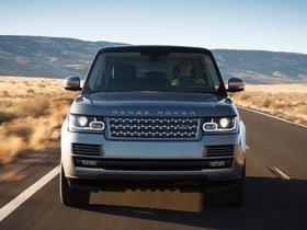 Ver foto 9 de Land Rover Range Rover Supercharged USA 2013