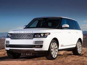 Ver foto 8 de Land Rover Range Rover Supercharged USA 2013