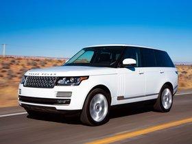 Ver foto 7 de Land Rover Range Rover Supercharged USA 2013