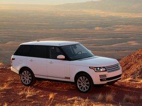 Ver foto 6 de Land Rover Range Rover Supercharged USA 2013